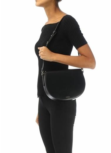Beymen Kadın Siyah Messenger & Askılı Çanta 101541865 Siyah